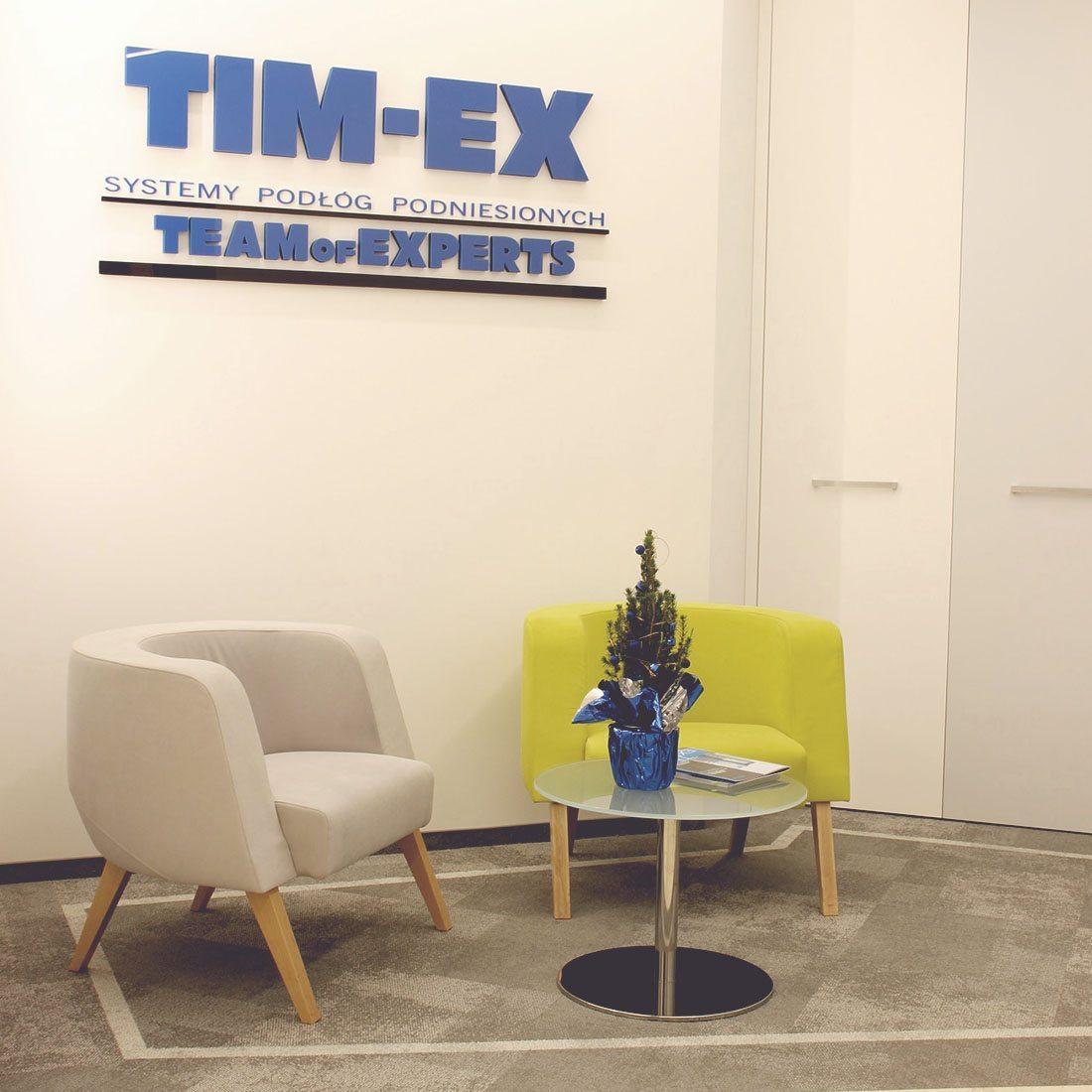 TIM-EX siedziba