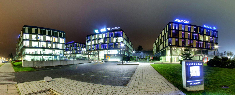 Łużycka Office Park