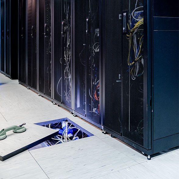TIMEX Rozwiązania do serwerowni